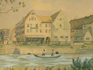 Neuburg: Postwirt ist 385 Jahre alt und doch kein Denkmal
