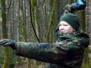 33. Wintermarsch: 18 Kilometer meistert die Reserve problemlos