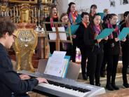 Jubiläum: Ein gelungener Spagat zwischen sakralen und weltlichen Liedern