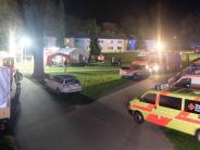 Neuburg: Unbeaufsichtigte Herdplatte löst Brand in Gemeinschaftsunterkunftaus