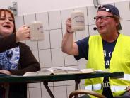 Rohrenfels: Starkes Bier und starke Sprüche