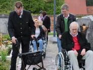 Ehekirchen/Neuburg: Test: Leben mit Handicap