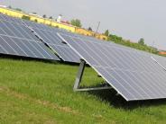 Burgheim: Burgheim setzt auf Solarstrom