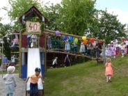 Burgheim: Ein Kindergarten feiert Geburtstag