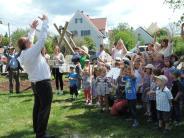 Spielplatzfest: Ein Fest für Jung und Alt am beliebten Treffpunkt