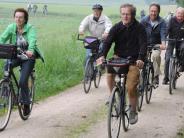 Burgheim: Durch Wald und Flur auf zwei Rädern