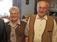 Festtag: Aus Nachbarskindern wurde vor 60 Jahren ein Ehepaar