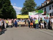 Weichering: Geballter Widerstand gegen einen Nationalpark in den Donau-Auen