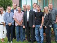Betriebsfeier: Ettenreich ehrt langjährige Mitarbeiter