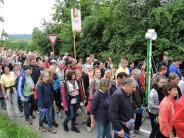 Oberhausen/Bertoldsheim: Pilgerzug zieht wieder nach Maria Brünnlein