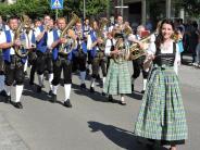 Burgheim: Burgheim: das Zentrum der Blasmusik