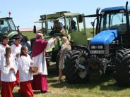 Premiere: Göttlicher Segen für Landwirte und ihre Gefährte