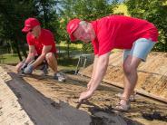 Engagement: Freiwillige Schicht am Wochenende