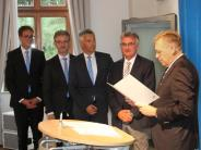 Neuburg: Trotz Gegenwind auf Kurs