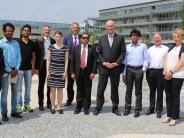 Hochschule: Indischer Generalkonsul zu Gast an THI