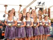 Jubiläum: Die Emskeimer lassen den Berg beben