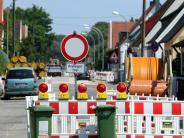Neuburg: Ferienbaustellen in Neuburg