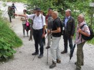 Neuburg an der Donau/Berchtesgaden: Eindrücke aus dem Naturparadies