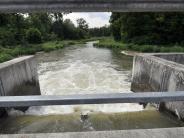 Neuburg: Wasser marsch in Richtung Donau-Auen