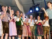 Neuburg: Hingucker auf dem Volksfest