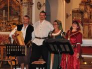 Kleine Konzerte: Musikalischer Nachschlag zum Schloßfest