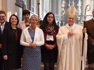 Neuburg: Zwei neue Pastoralreferenten übernommen