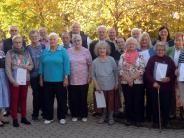 Neuburg: Ehrungen beim VdK