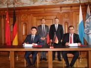 Partnerschaften: Der Blick geht nach Osten
