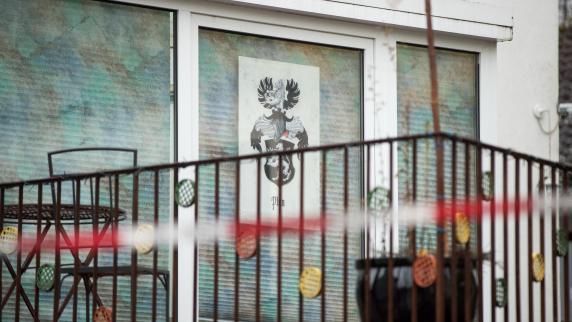 Haus von Reichsbürger, der Polizisten erschoss, wird zwangsversteigert