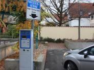 Neuburg: Parken am Wochenende ändert sich