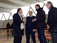 Neuburg: Eine Halle nicht nur für das Geschwader