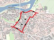 Neuburg: Der Ring der Brückengegner
