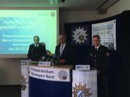 Sicherheit: Mehr Polizei und mehr Kontrollen