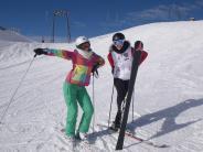 Rennertshofen: Schnee juchee und Ski heil