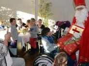 VdK: Der Nikolaus besucht Menschen mit Handicap