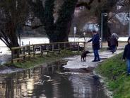 Neuburg: Hochwasser: Neuburg kommt glimpflich davon