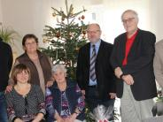 Geburtstag: Wirtin von Dinkelshausen wird 90