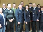 Jahresversammlung: Erstmals eine Frau im Führungsteam der Feuerwehr