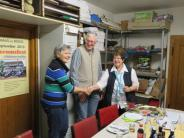Feier: Heimatverein verabschiedet Uwe Kühne
