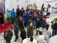 Messe: Eine Bühne für Betriebe und Berufseinsteiger