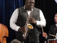 : Ein Jazz-Gigant am Saxophon