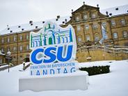 Neuburg-Schrobenhausen: Da waren's nur noch vier bei der CSU