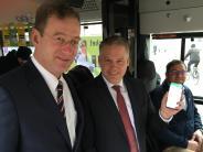 Ingolstadt: Mit dem Handyticket in den Bus