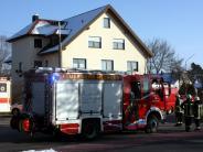 Neuburg: Essen löst Feuerwehreinsatz aus