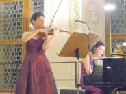 Violinfestival: Lettische Dialoge