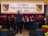 Jubiläumskonzert: Gesänge erfreuen das Herz