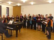 Rieser Musikschule: Romantischer Liederabend mit modernem Schluss