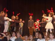 Grundschule Mitte: 450 Besucher bei der Schulfeier