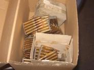 Schöffengericht: Ein Angeklagter, der Munition sammelt