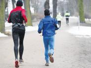 Joggen: So laufen Sie fit durch den Winter
